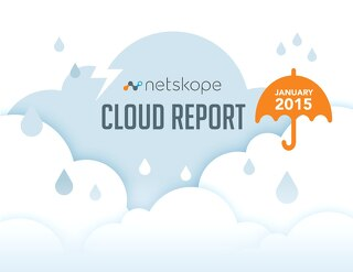 January 2015 Cloud Report