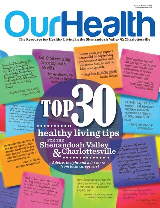 OurHealth Shenandoah Valley and Charlottesville January/February 2015