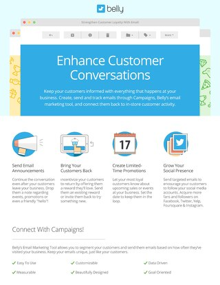 Campaigns - Customer Communication