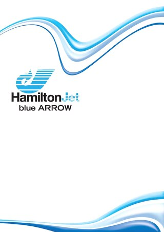 Blue Arrow brochure 2012