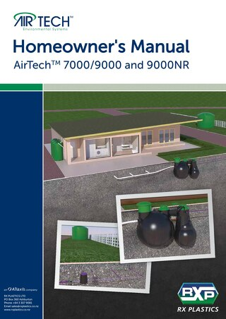 AirTech Owner's Manual - August 2014