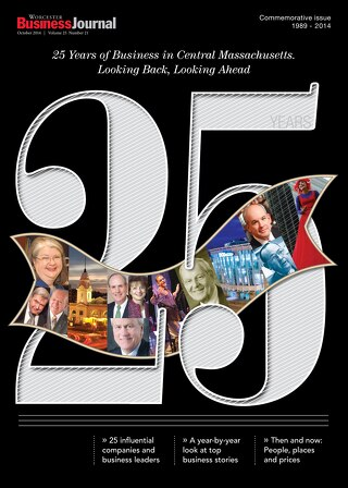 WBJ 25th Anniversary Issue