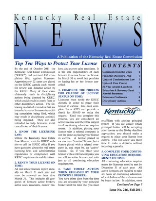 2011 KREC Newsletter 3