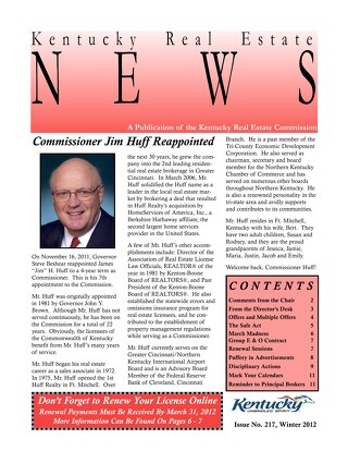 2012 KREC Newsletter 1