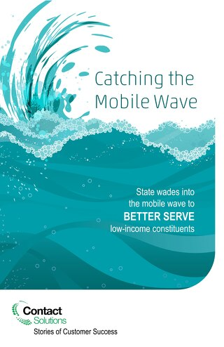 Catching the Mobile Wave EBT Customer Story