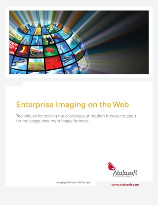 Atalasoft-Enterprise Imaging on the Web