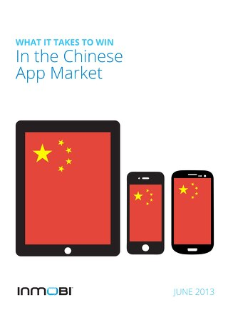 What it takes to win in the Chinese App Market