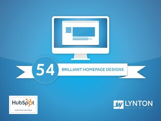 54 Brilliant Homepage Designs