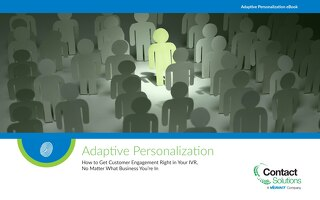 Adaptive Personalization eBook