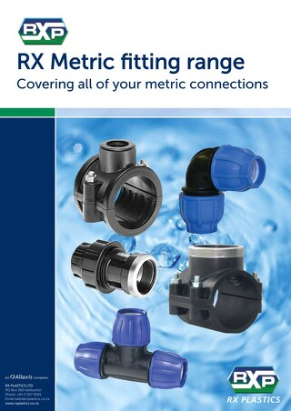 Metric Fittings Brochure
