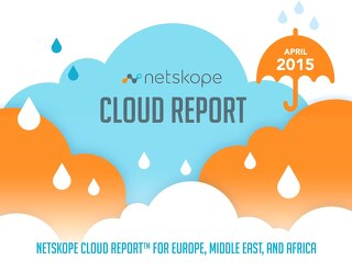 April 2015 - EMEA Cloud Report
