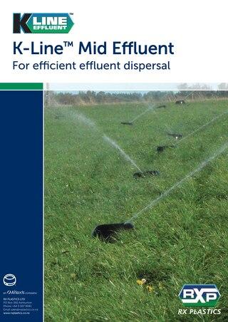 K-line Mid Effluent Brochure