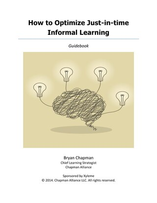 How to Optimize Just-in-Time Informal Learning