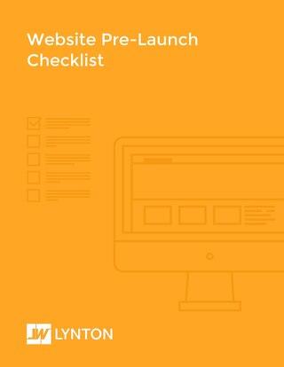 HubSpot COS Website Pre-Launch Checklist