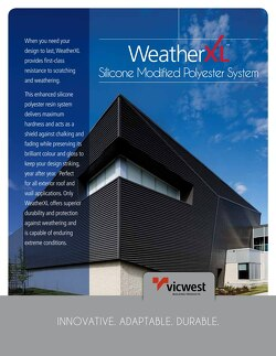 Vicwest Brochures - WeatherXL Specification