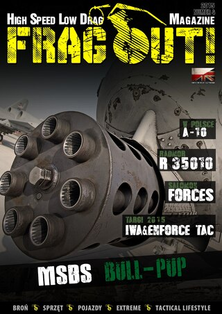 Frag Out! Magazine #04 PL