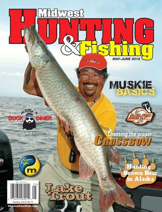 Midwest hunting & Fishing May/June 2015