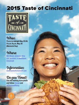 Taste of Cincinnati Guide 2015