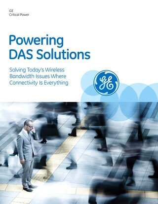 Powering DAS Solutions
