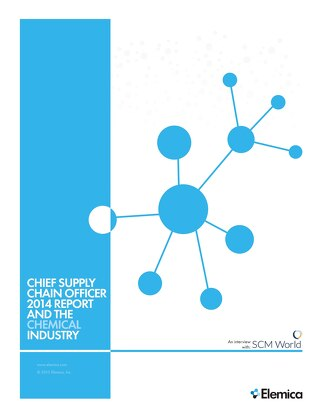 Chief Supply Chain Officer 2014 Report and the Chemical Industry