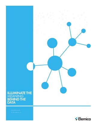 Illuminate the Meaning Behind the Data