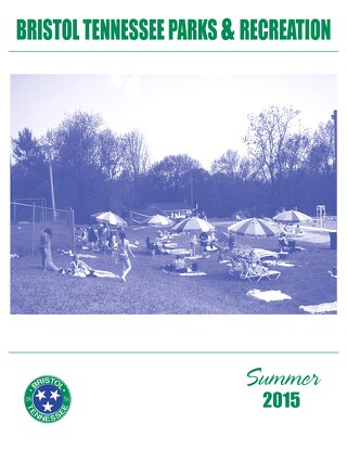 Parks and Recreation Summer Newsletter