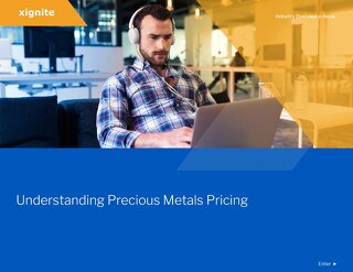 Understanding Precious Metals Pricing
