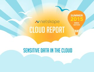 Summer 2015 - EMEA Cloud Report
