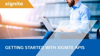 How to Use Xignite Trial