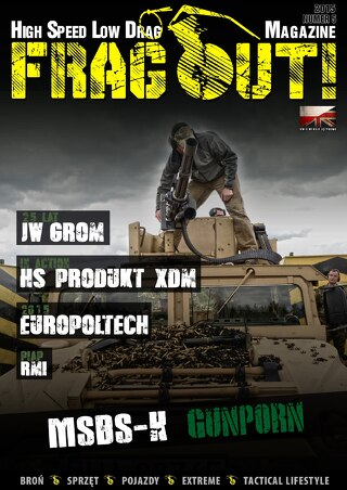 Frag Out! Magazine #05 PL