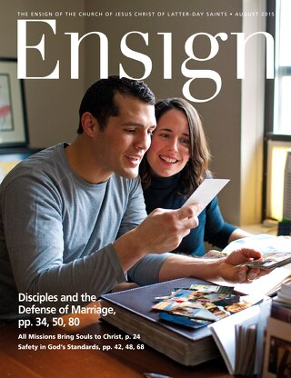 2015 August Ensign