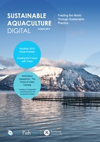TheFishSite - Sustainable Aquaculture Digital - August 2015