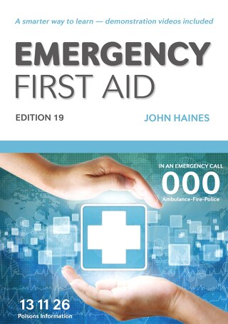 Emergency First Aid Edition 18 (SAMPLE)