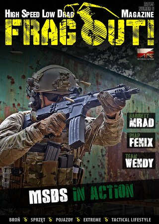 Frag Out! Magazine #06 PL