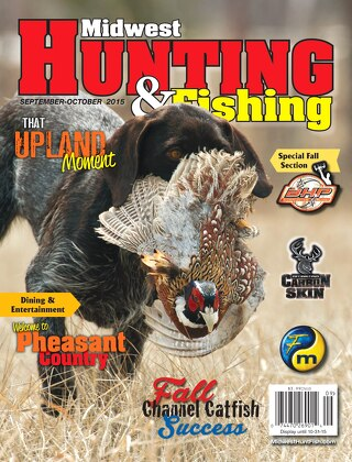 Midwest Hunt Fish Special Fall Section Sept-Oct 2015