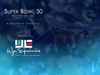 2016 Super Bowl - Wyn Experiences