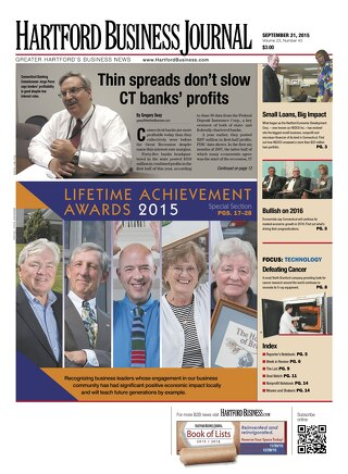 Lifetime Achievement Awards — September 21, 2015