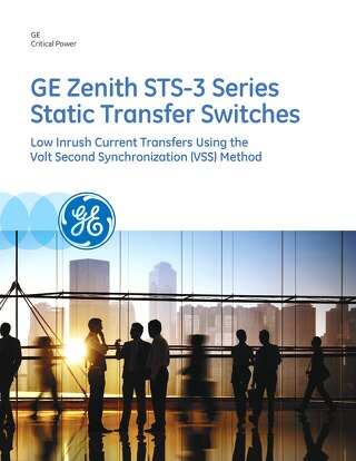 Whitepaper: GE Zenith STS-3 Series Static Transfer Switches