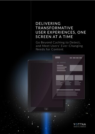 Delivering Transformative Experiences One Screen at a Time