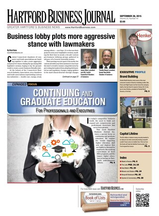 Education Special Focus — September 28, 2015