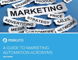 Guide to Marketing Automation Acronyms