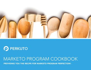 The Marketo Program Cookbook