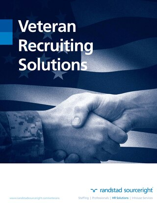 turn veteran hiring opportunity into a workforce advantage