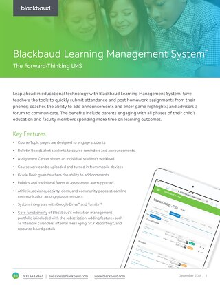 onCampus: Learning Management System