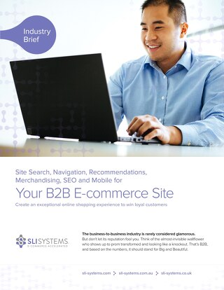 B2B E-commerce: Win loyal business customers