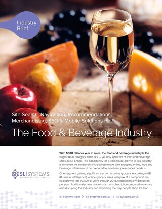 The Food & Beverage Industry