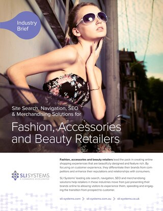 Fashion, Accessories & Beauty Retailers