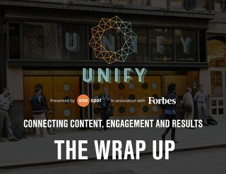 Unify2015 Wrap Up