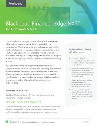 Financial Edge NXT