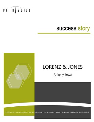 Shipping Pains? - Lorenz & Jones